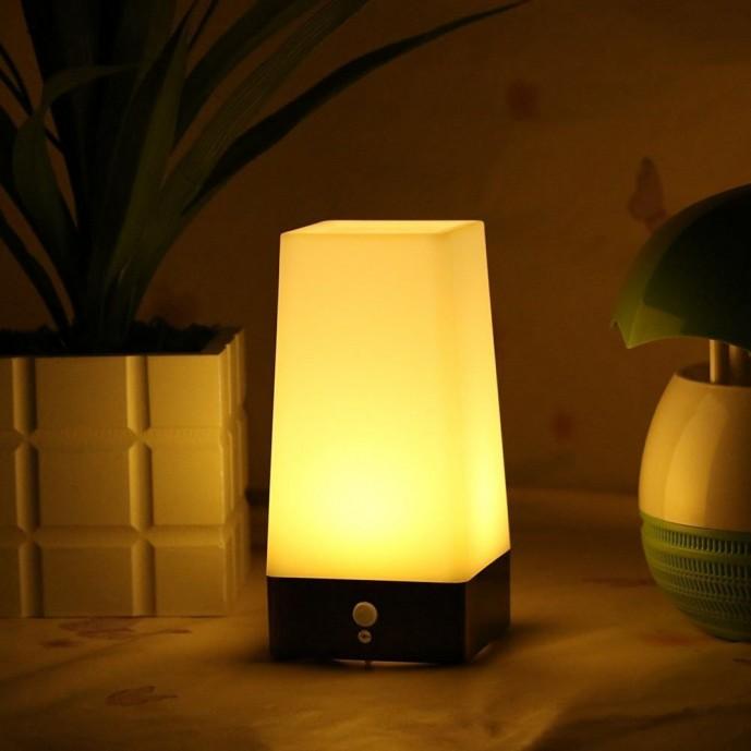 おすすめの人感センサー付き間接照明
