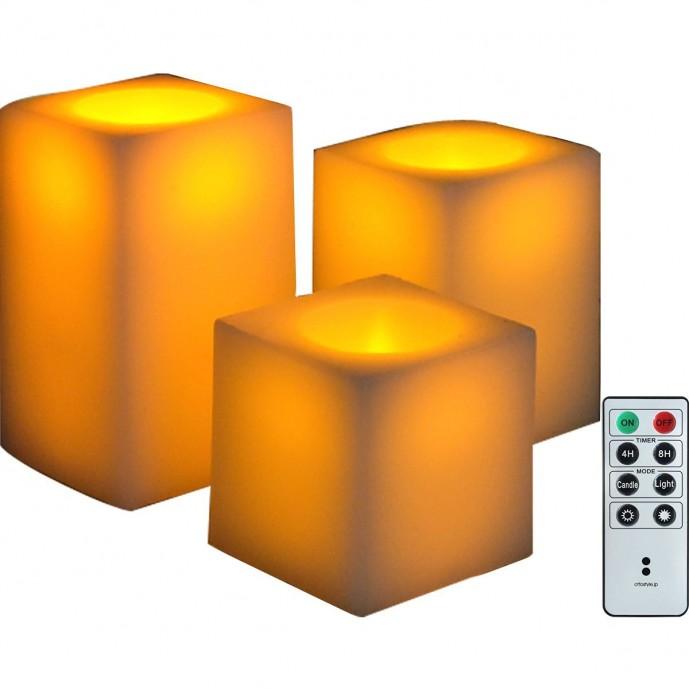 おすすめのキャンドル型間接照明