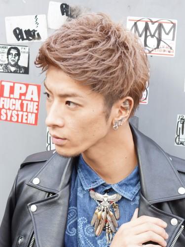 髪型 エグザイル 髪型 セット : smartlog.jp