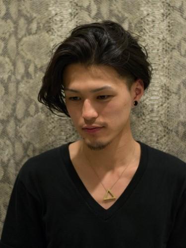 窪塚洋介 髪型 アシメ