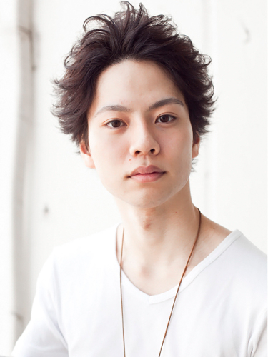 takahiro 髪型