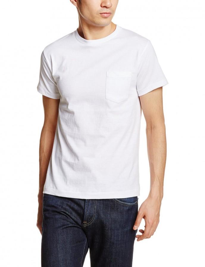 白Tシャツ ヘインズ