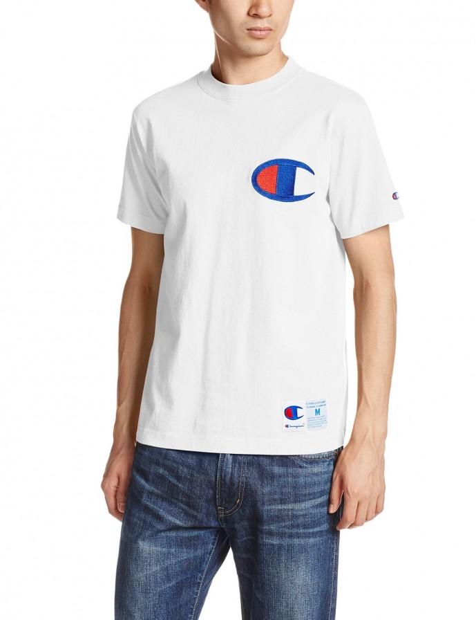 白Tシャツ チャンピオン