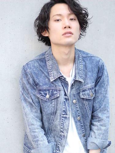 松田翔太 髪型