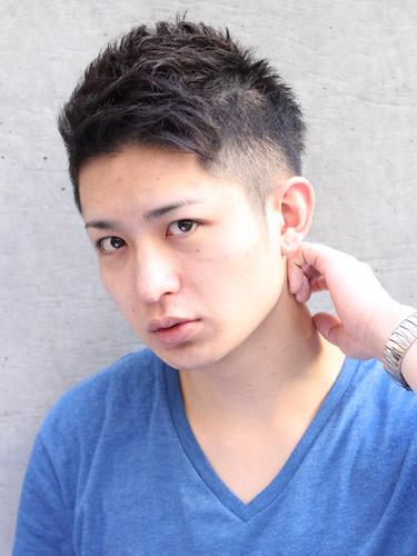 松田翔太 髪型 ベリーショート