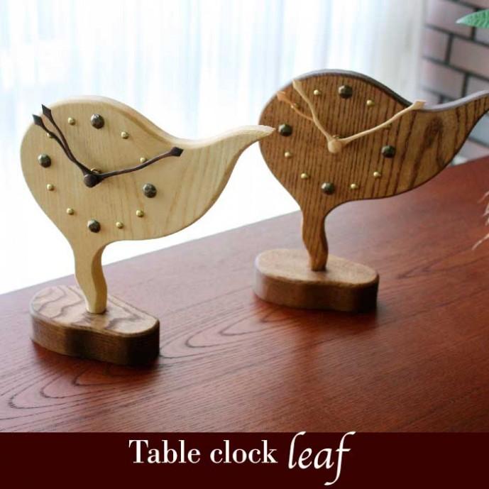 有限会社伊川彫刻店 置き時計