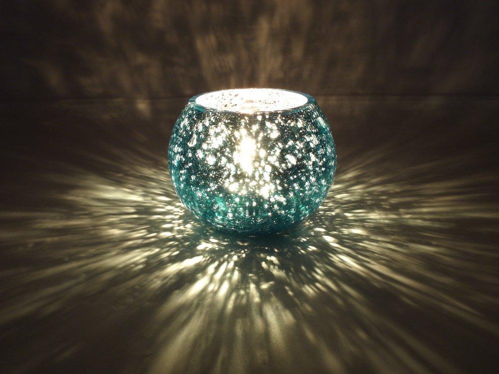 キャンドルホルダー④ gioiellante 癒しの光 キャンドルグラス