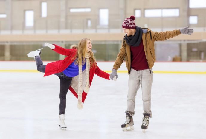 マンネリ解消 スケート