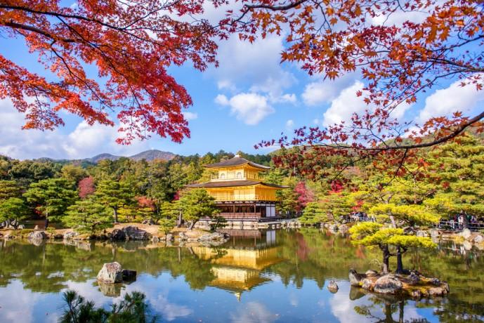 京都の紅葉名所を巡るデート