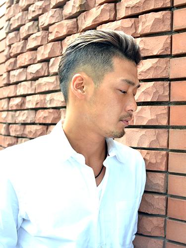 薄毛男性に似合う髪型