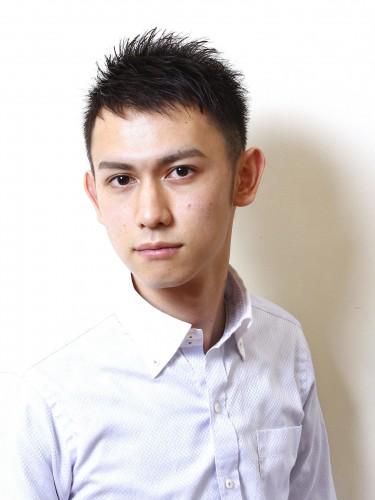 モダンヘアスタイル 髪型 ツーブロック ベリーショート : smartlog.jp