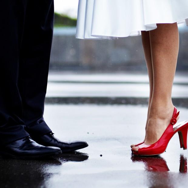 雨の日の靴のメンテナンス
