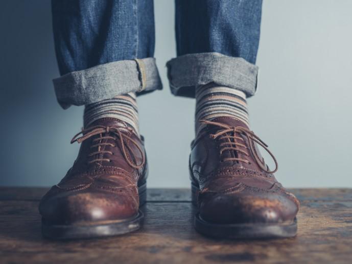 年末年始 靴下