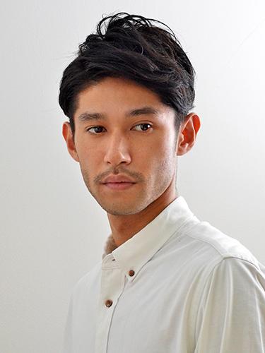 西島秀俊 髪型