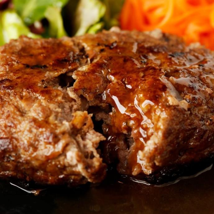 熟成肉 ハンバーグ