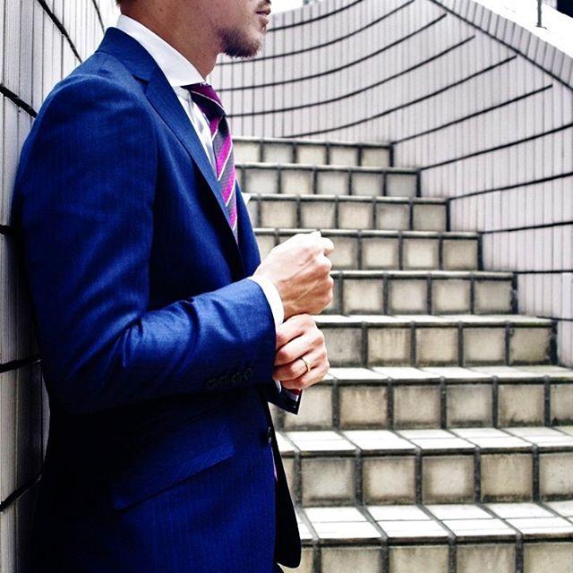 ブルースーツ