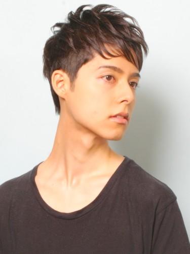 髪型 セット メンズ