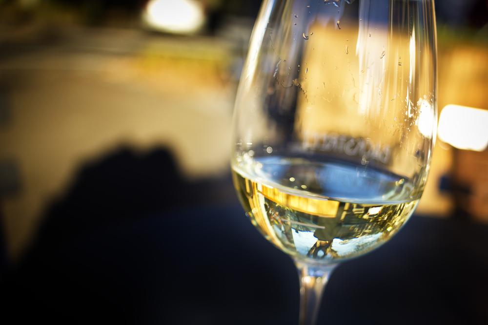 ワイン スワリング