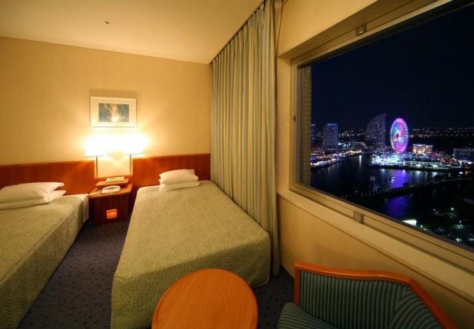 横浜ホテル 横浜桜木町ワシントンホテル