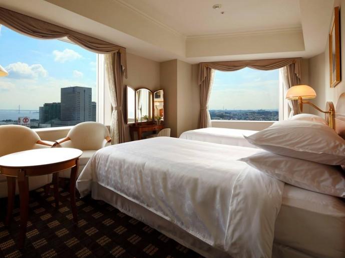 ホテル 横浜ベイシェラトンホテル&タワーズ