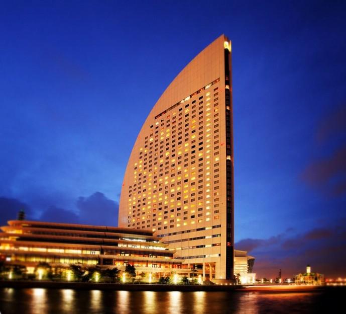 横浜 ホテル インターコンチネンタル