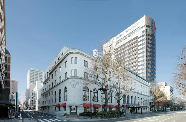 横浜 ホテル ニューグランド