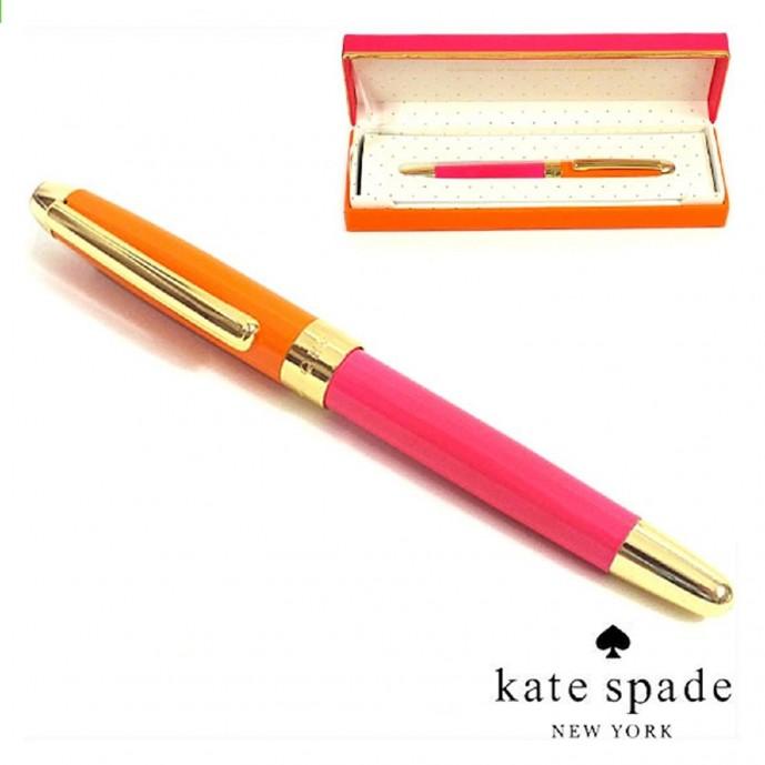 ホワイトデーで本命彼女にお返ししたいプレゼントにケイト・スペードのボールペン