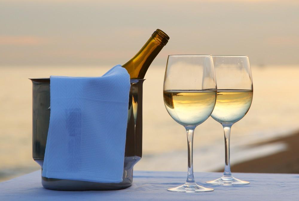 白ワイン 冷やす
