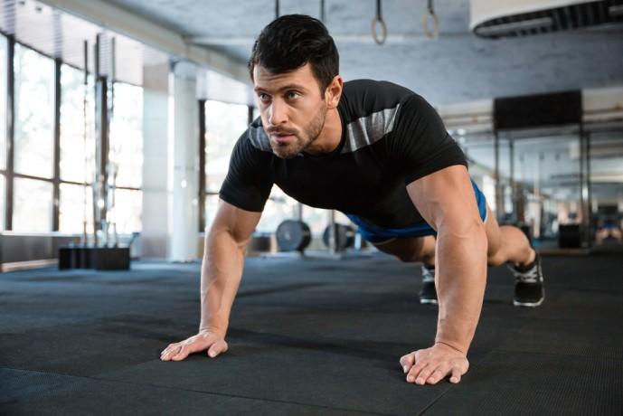 前腕筋 握力 トレーニング 男