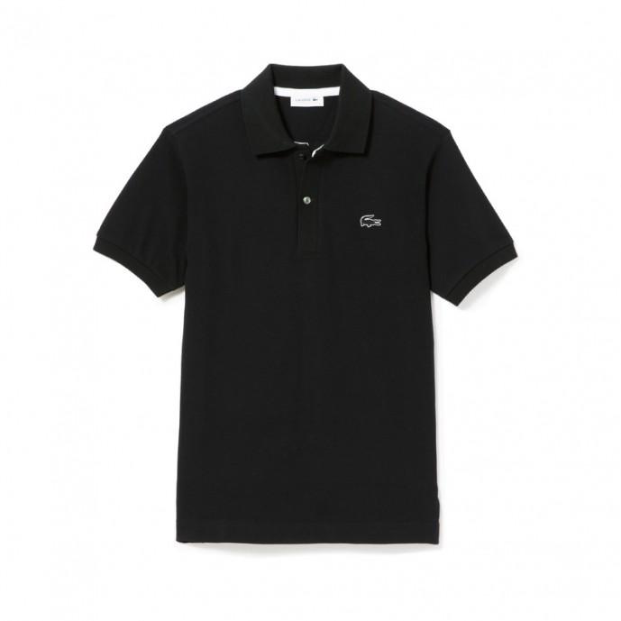 ポロシャツ コーデ 黒