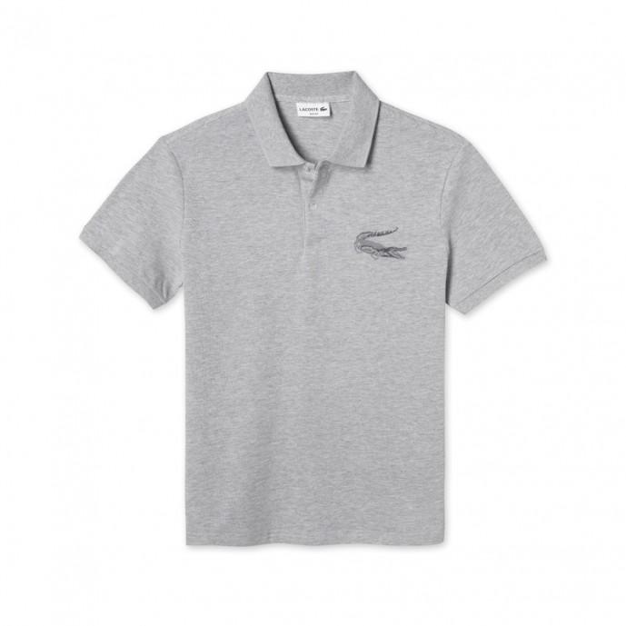 ポロシャツ メンズ 灰色