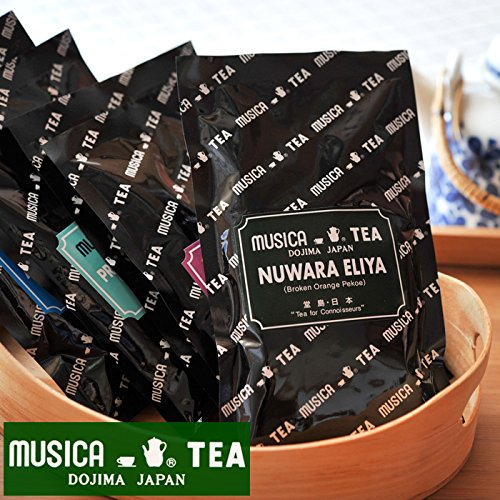 紅茶 種類 ヌワラエリヤ