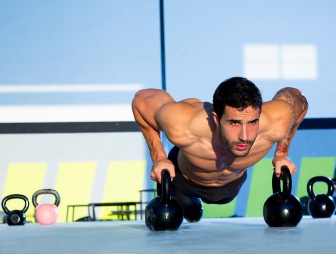 効果的な大胸筋トレーニングを実現するプッシュアップバーの使い方