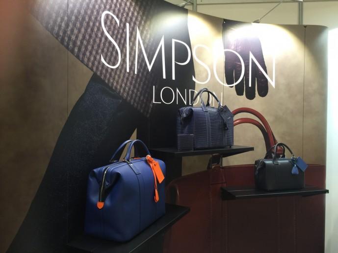 シンプソン ロンドン