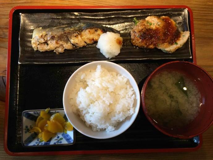 渋谷 ランチ 定食