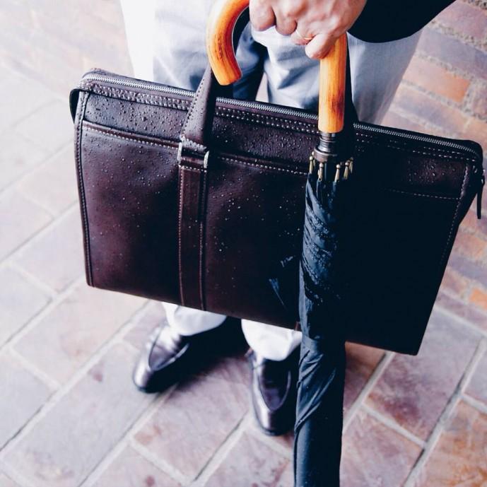 土屋鞄 ビジネスバッグ