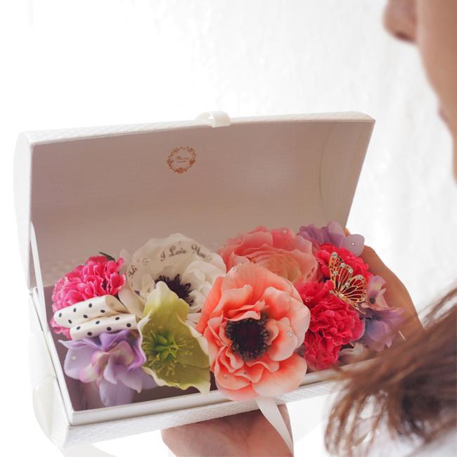 彼女の誕生日プレゼントにお花のギフト