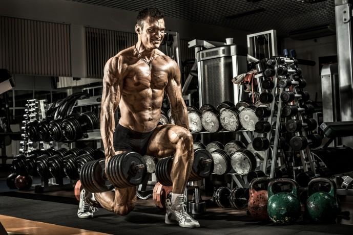 おすすめのダンベルで行う効果的な筋トレメニュー
