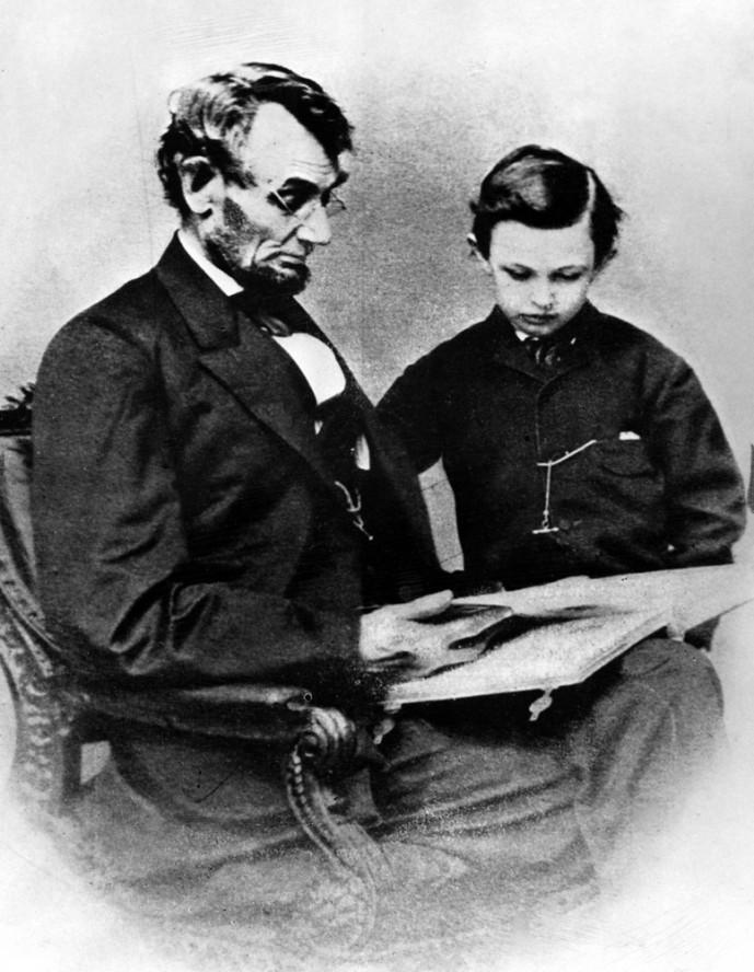 リンカーンの考えるルックス
