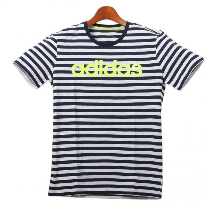 ボーダーTシャツ ロゴ