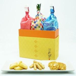 誕生日プレゼントにおすすめのお菓子スイーツ麻布十番あげもち屋のあげもち