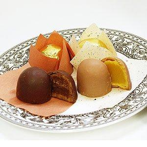 誕生日プレゼントにおすすめのお菓子スイーツ鎌倉歐林洞のチョコッレート菓子パトロン