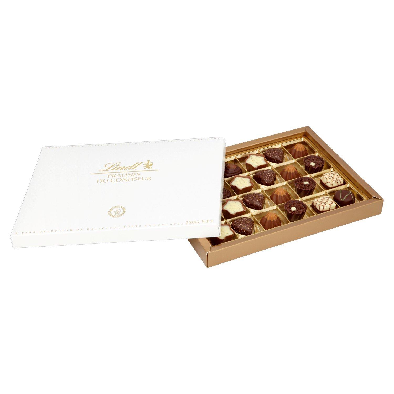 誕生日プレゼントにおすすめのお菓子スイーツリンツのチョコレート