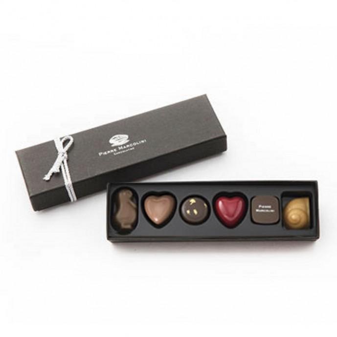 誕生日プレゼントにおすすめのお菓子スイーツピエールマルコリーニのチョコレート