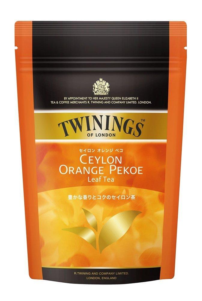 紅茶 種類 オレンジペコ