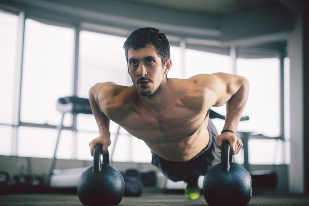 腕立て伏せ 効果 筋肉