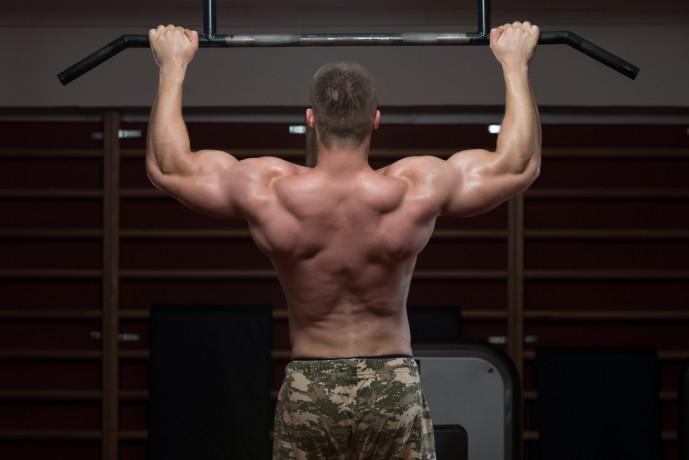モテる筋肉 広背筋