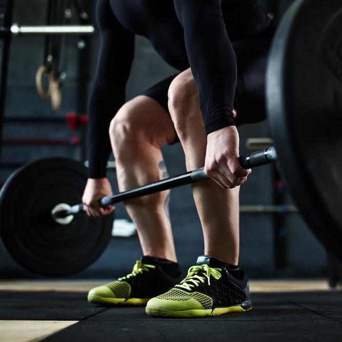筋肉の付け方 高負荷