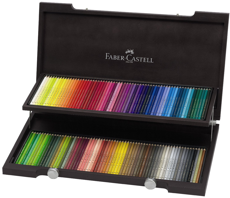 FABER-CASTELLの色鉛筆