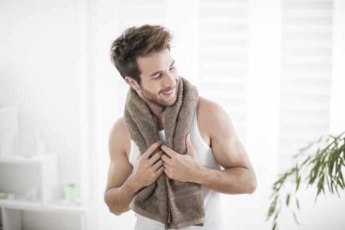 20代30代男性の抜け毛の原因である朝風呂について